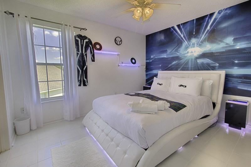 Beach Themed Master Bedroom