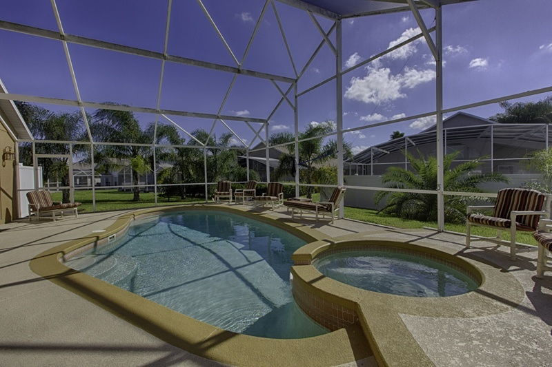 Magicalclubhouse Com Themed Disney Vacation Pool Home In Orlando 7